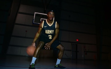 Package: Teaser for Spc. Isaiah Snead in the AF vs Army basketball game on ADAB
