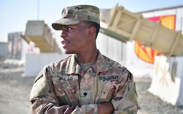 Interview: Spc. Isaiah Snead
