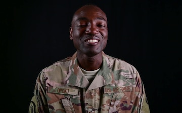 Interview: Tech. Sgt. Kwame Opoku