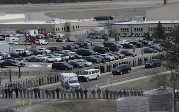 106th Rescue Wing brings home fallen Airmen