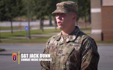 Army Sgt. Jack Dunn - Combat Medic - Why I Joined SFAB