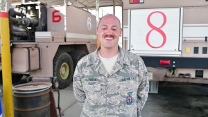 Interviews: 190th ARW Fire Fighters Fire House #2
