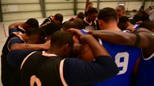 Army vs. Air Force 'All-Star' Basketball Game on ADAB