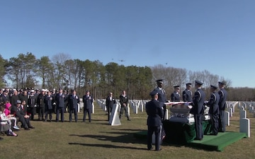 The Funeral of Master Sgt. Christopher Raguso 1/2