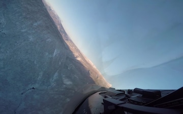 F-16 Flight Footage