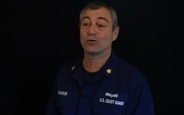 Coast Guardsman teaches environmental stewardship with Sea Partners program