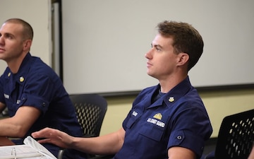 ME2 David Holland – 2017 Coast Guard Enlisted Person of the Year