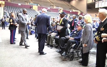 Arkansas Department of Veterans Affairs - Vietnam Veteran Commemoration Ceremony