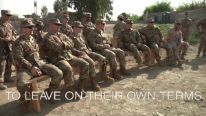 Proper Exit: Seven wounded warriors return to Afghanistan - short version
