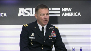 Army Vice Chief Speaks at Future of War Conference