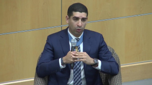 DIA MasterMinds: Medal of Honor recipient retired Army Capt. Florent Groberg