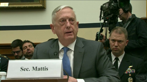 Secretary, Joint Chiefs Chairman Testify at House Committee Hearing, Part 1