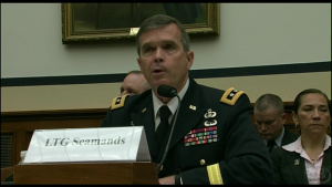 Senior Officers Discuss Military Personnel Posture at House Hearing