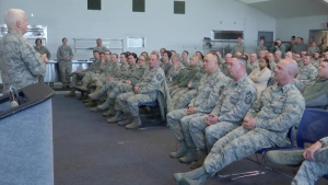 Air National Guard Director Visits 180th Fighter Wing