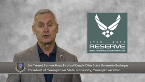 AFRC 70th Birthday PSA-Jim Tressel