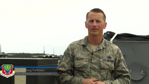 Teamwork Behind Air Force Munitions
