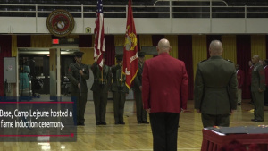 Marine Corps Boxing Hall of Fame Induction