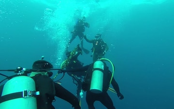 Water and Dive Safety for Service Members and their Families