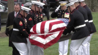 Col. Wesley Fox Interment
