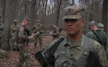 Best Warrior Competition Contestants Find Their Way To Excellence