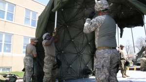 SC Army National Guard Supports Guardian Response