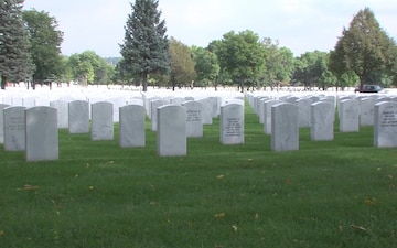 Fort Logan National Cemetery Expansion