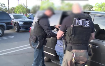 ICE Arrests Criminal Aliens During Operation No Safe Haven 2018