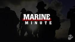 Marine Minute, April 19, 2018