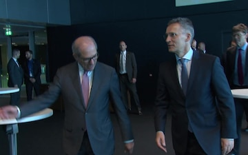 NATO Secretary General visits the Netherlands, Bilateral DG OPCW