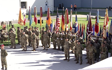 Strong Europe Spotlight -  CSM Abernethy Assumption of Responsibility