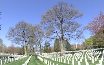 Sustainability at Arlington National Cemetery