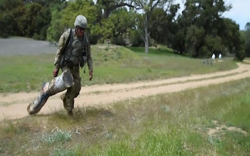 Military Police Command Best Warrior Competition