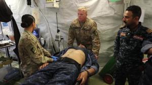 Iraqi Medical Training