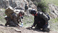 1st Explosive Ordnance Disposal - Post-Blast Analysis
