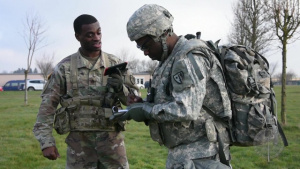 USANATO News: AFNORTH Army Warrior Training