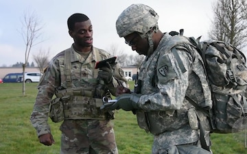 USANATO News: AFNORTH Army Warrior Training