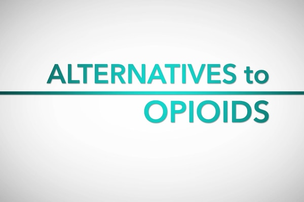 Alternatives to Opioids