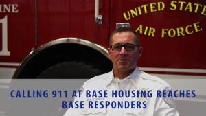 Altus AFB 911 Awareness