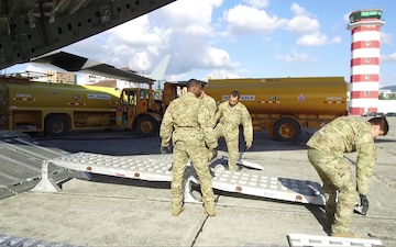 Mobility Airmen deliver a Mission of Love to Guatemala