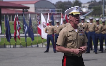 Lt. Philip H. Sauer Silver Star Ceremony