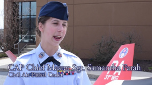 Pa. National Guard assist Civil Air Patrol conference
