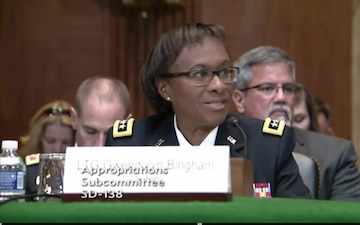 Senate Appropriations: Subcommittee on Military Construction and Veterans, and Related Agencies