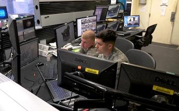 Kadena Base Defense Operations Center