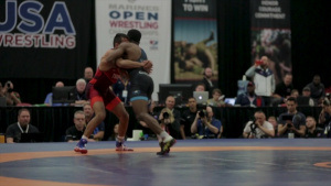 Colonel David Fallon Speaks about Marine's Partnership with USA Wrestling