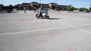 Dyess Motorcycle Safety Rodeo