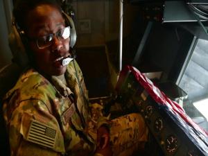 Interview: Staff Sgt. Alissa Anderson