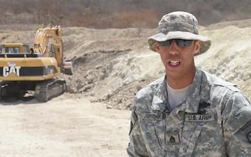 Range Renovation Interview: SSG Johnson