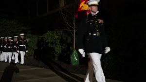 Back in Action: Barracks Marines Begin 2018 Parade Season