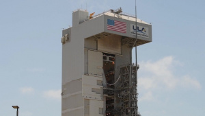 VAFB Main Gate Sign B-Roll/Space Launch Complex-3E B-Roll