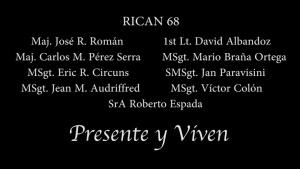 RICAN68 - Presente y Viven
